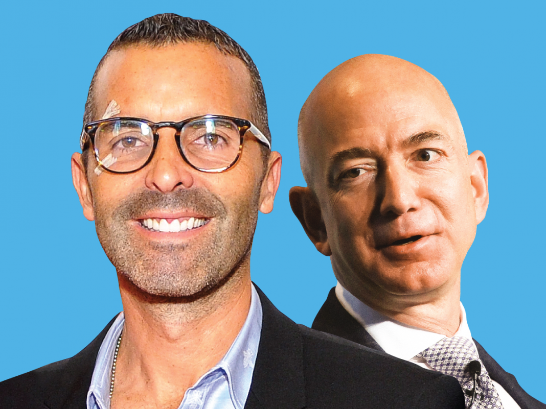 Michael Sanchez insists he didn't leakage Jeff Bezos' racy selfies, however he keeps declining to address an essential concern