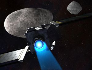 NASA is taking pictures an asteroid with an enormous DART to assist save the world