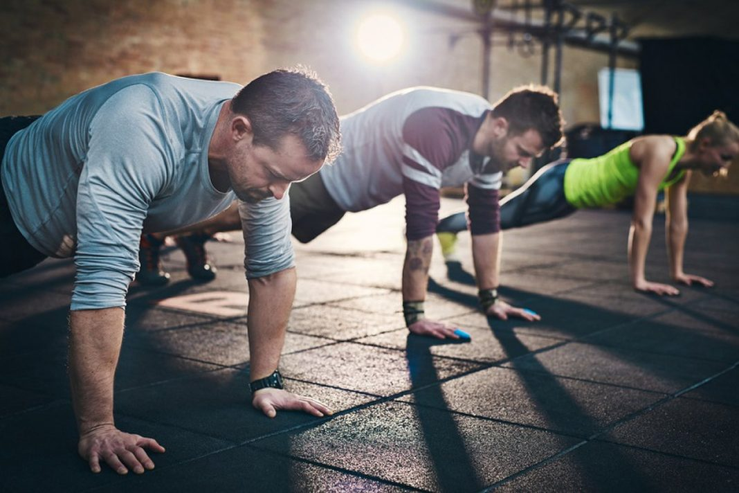 Why Guys Who Can Do 40 Pushups May Have Much Better Heart Health