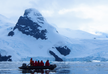 There's a cavity beneath Antarctica that's 2 thirds the size of Manhattan– an indication ice sheets are melting faster than we believed