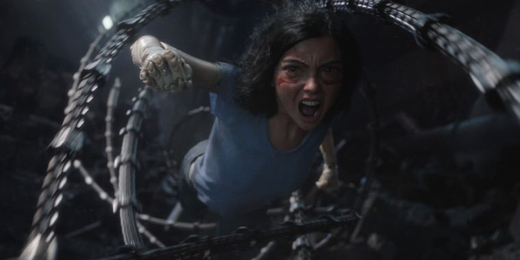 Invite to the cyber world: The real-world tech behind Alita: Fight Angel