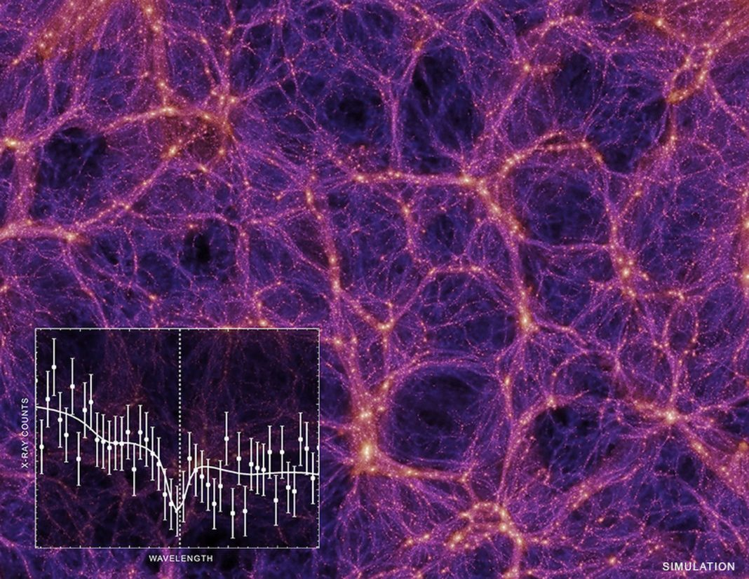 Astrophysicists Discover Brand-new Hint in Look for Universe's Missing out on Matter