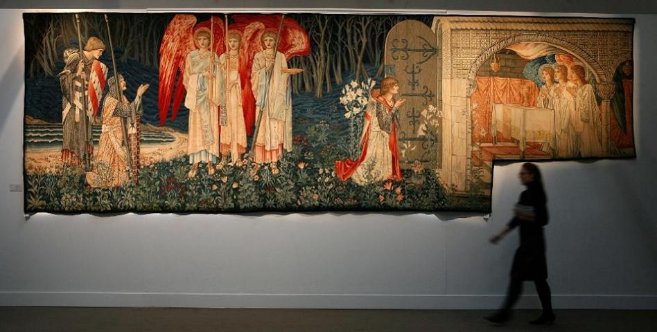 The Middle Ages Dreams Of Edward Burne-Jones