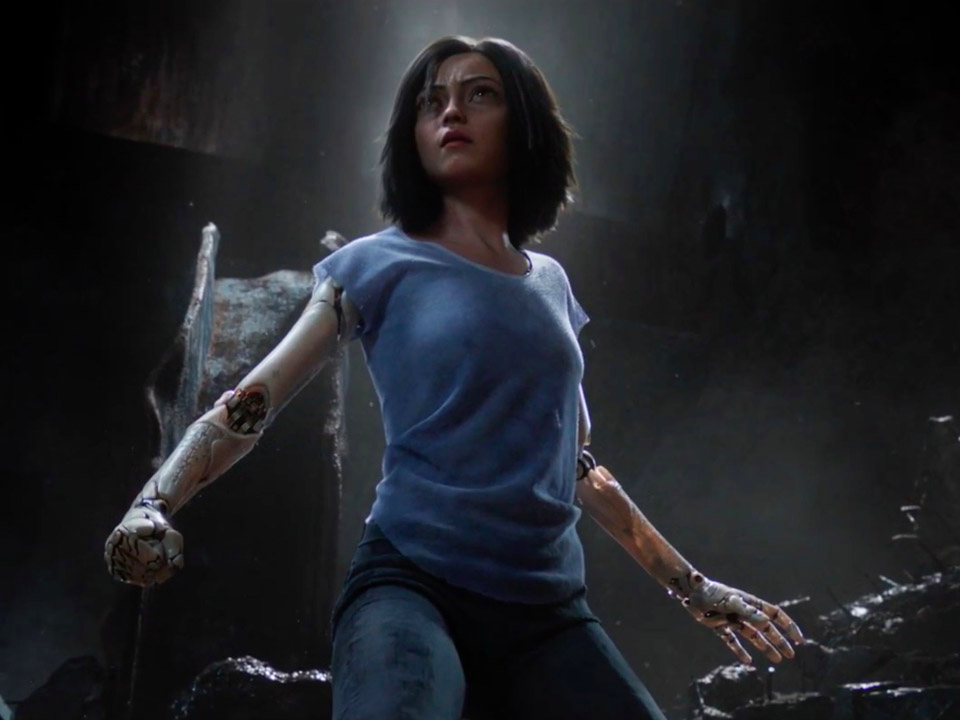 'Alita: Fight Angel' wins the Presidents' Day weekend ticket office, however it's a long method from success