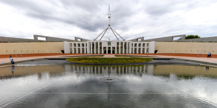 """With elections weeks away, somebody """"advanced"""" hacked Australia's political leaders"""
