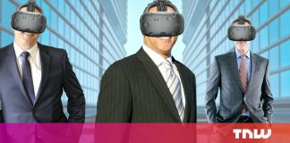 The VR transformation is currently here– and it isn't video gaming