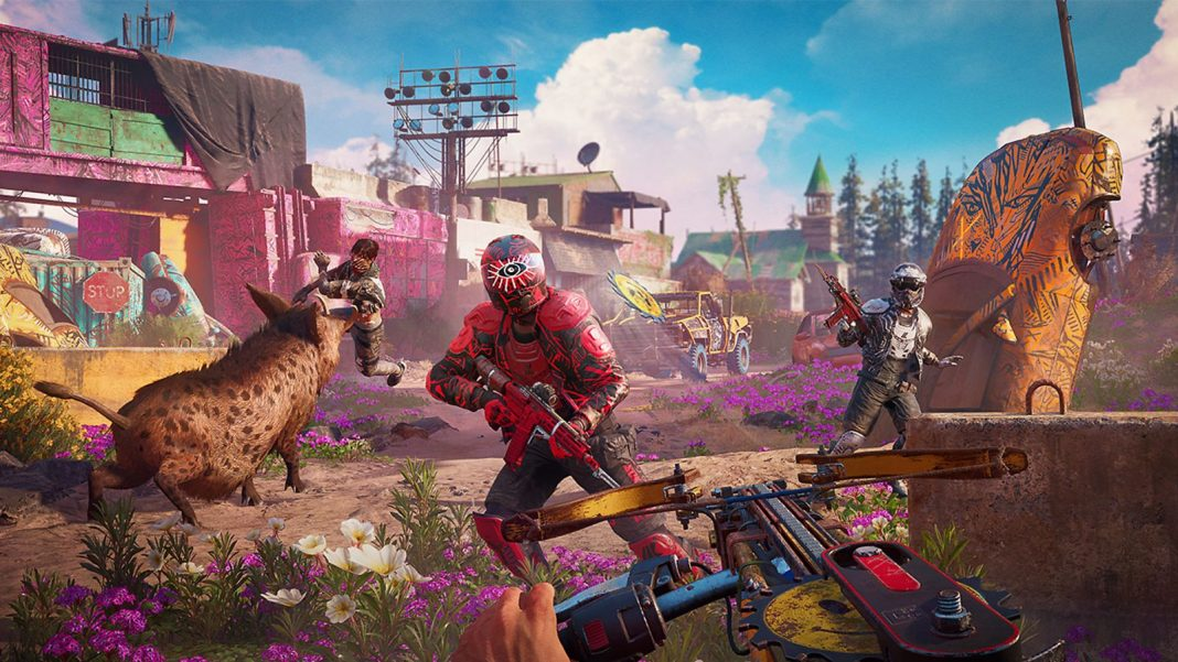 How to Play Far Cry New Dawn in 'Papa Mode'