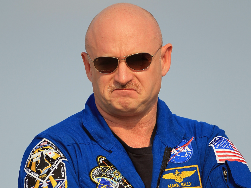 Trump simply got an action more detailed to producing a United States Area Force. Mark Kelly, a retired NASA astronaut and Senate confident, has stated it's 'a dumb concept.'