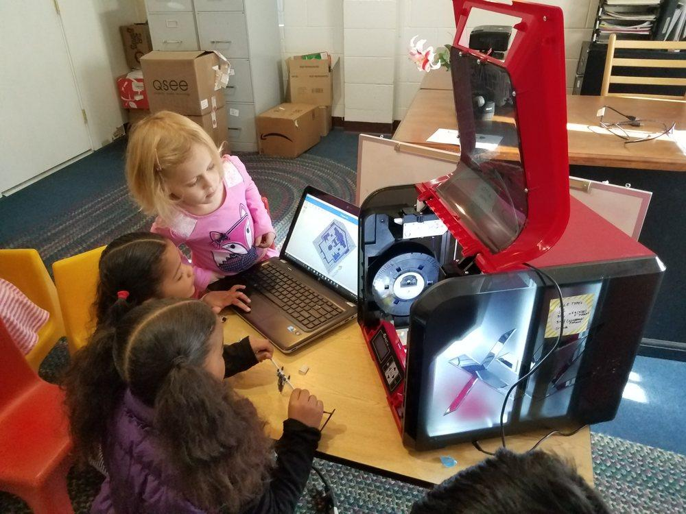 How To Lower The Dangers Of 3-D Printers, Particularly For Kids