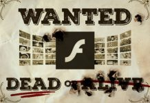 Microsoft chooses secret Flash whitelist after Google explains its insecurity