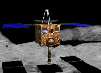 Japan's Hayabusa2 will Soar the Surface Area of Ryugu with Tiny Impactors so they can Gather a Sample