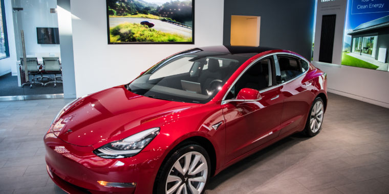 Tesla's Design 3 loses desirable Customer Reports suggestion