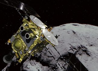 Scream Out to Japan! Their Hayabusa2 Spacecraft has actually Gathered its First Samples from Asteroid Ryugu
