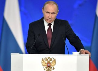 INF Treaty exit? Putin states he's prepared to intensify to Cuban Rocket Crisis levels