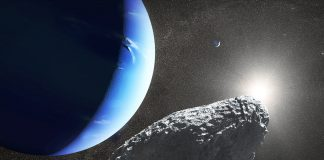State Hi to Hippocamp! The New Moon Discovered at Neptune, Which Might Have Broken off from the Larger Moon Proteus