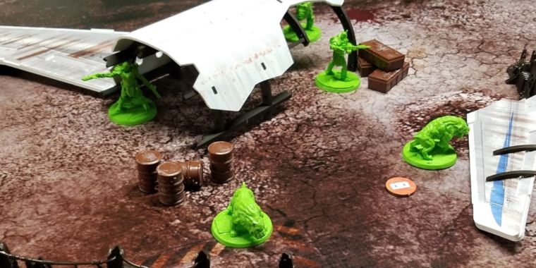 "Fallout: Wasteland Warfare: A ""rad"" miniatures recreation filled with Nuka-Cola taste"