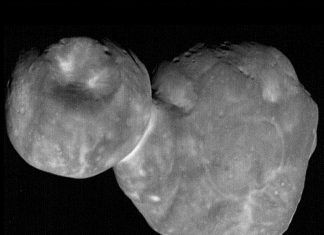 Odd 'Snowman-Pancake' Asteroid Gets Its Close-Up. And It Truly Is an Oddball.