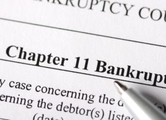 Windstream, ISP with 1 million consumers, declare personal bankruptcy