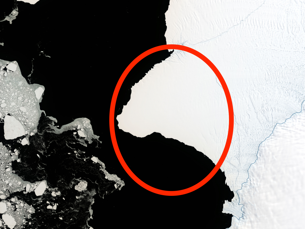 Antarctica will lose an iceberg 30 times the size of Manhattan as 2 fractures assemble– and it might paralyze a British research study station