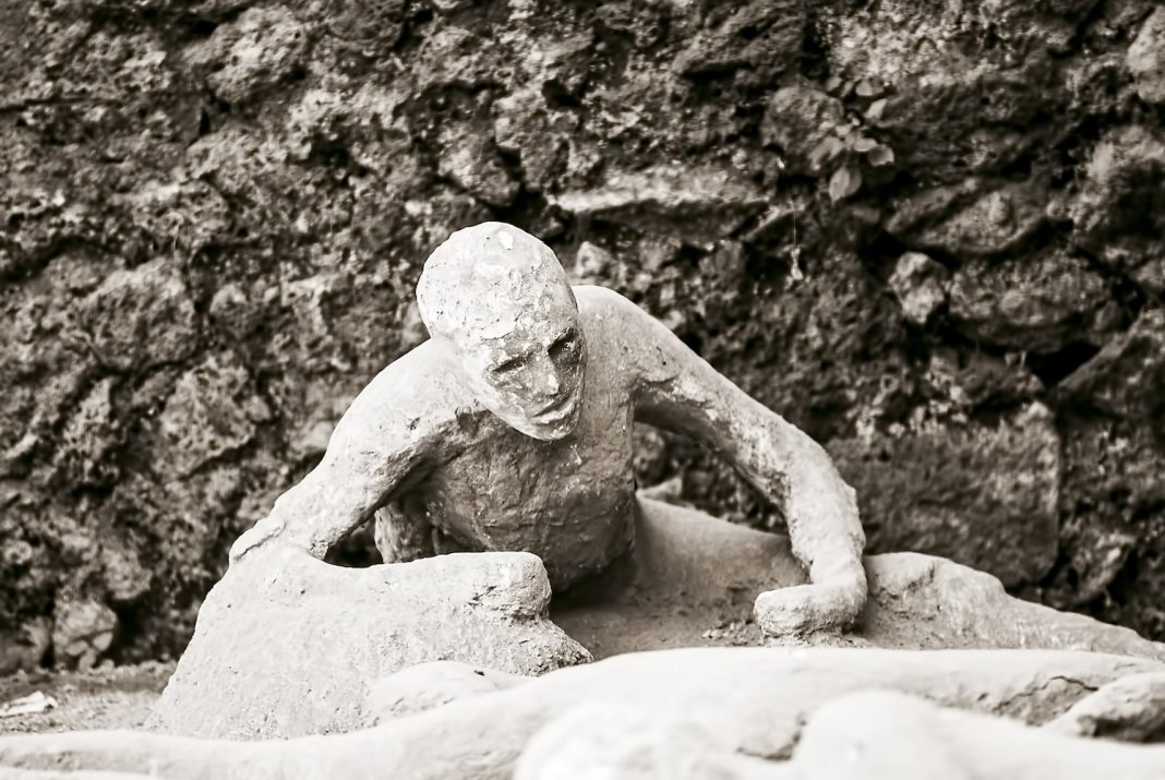 Mount Vesuvius Didn't Eliminate Everybody in Pompeii. Where Did the Survivors Go?