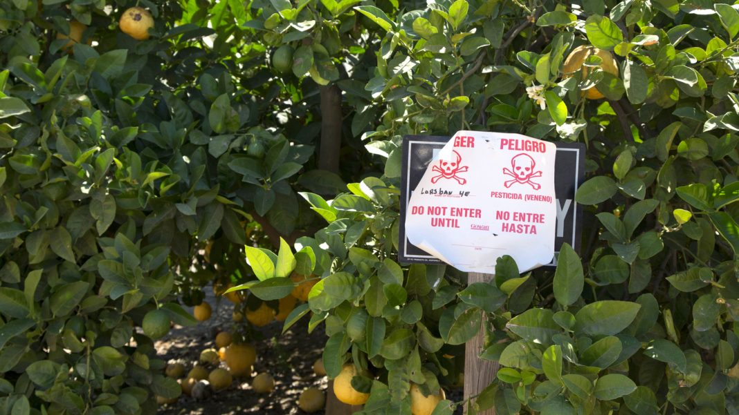 Will An Appeals Court Make The EPA Restriction A Pesticide Linked To Serious Health Threats?