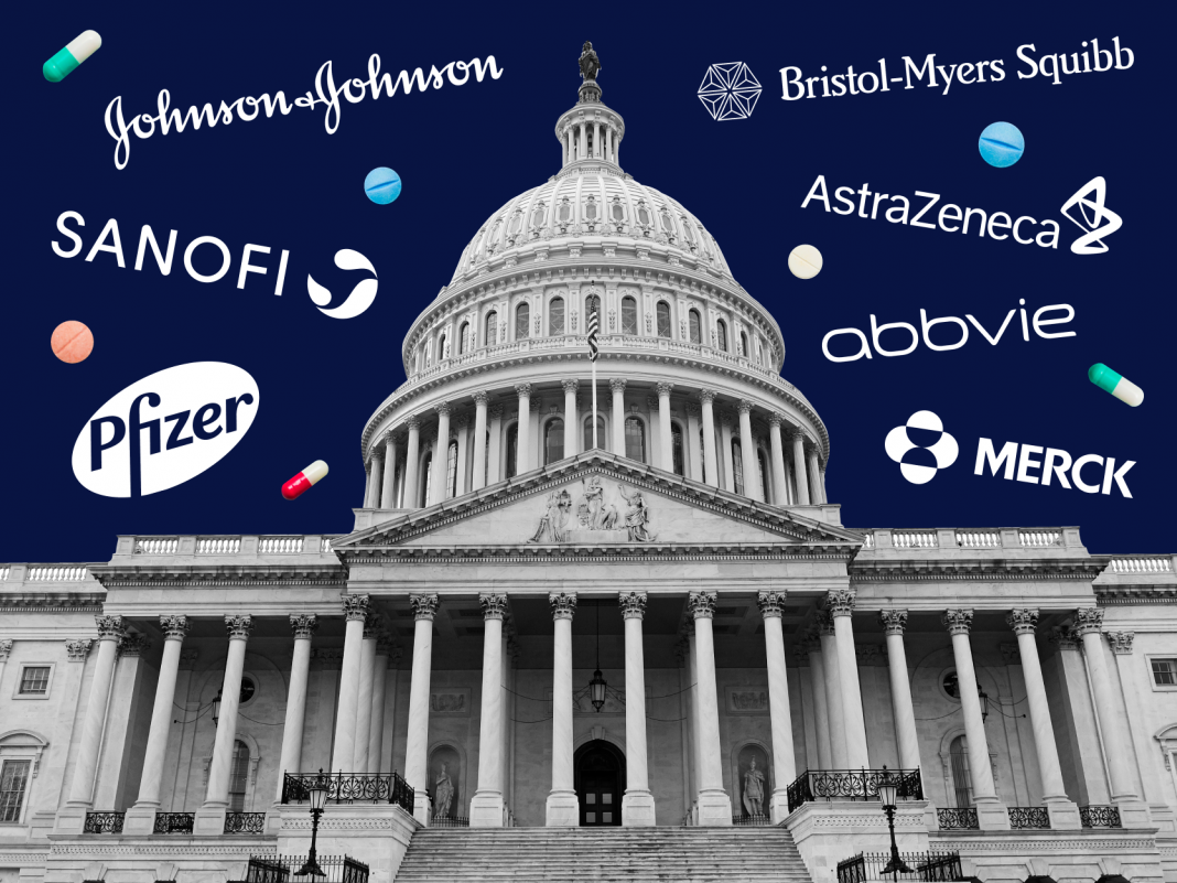 America's leading pharma CEOs simply got grilled by Congress over the expense of their drugs (PFE, MRK, JNJ, ABBV, BMY)