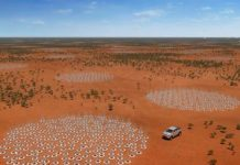 The world's greatest radio telescope is preparing to check out the limits of area