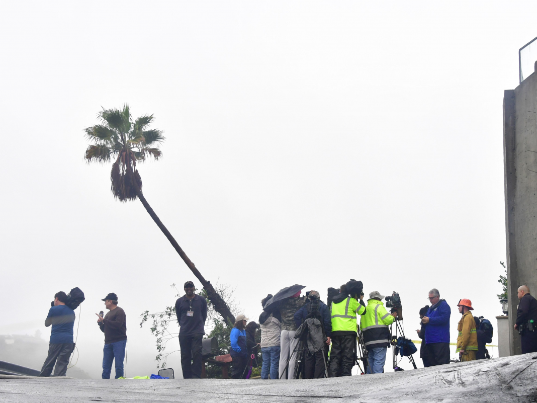 Researchers are alerting of a California mega-storm that might trigger two times as much damage as the next huge earthquake