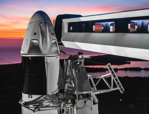 Learn how to watch SpaceX, NASA launch Crew Dragon to ISS this weekend