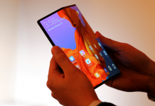 Huawei stated it constructed a folding phone comparable to Samsung's Galaxy Fold– however eliminated it since it was so bad