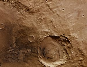 Researchers discover very first proof of big Mars underground water supply
