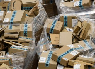 Amazon's newest program to suppress emissions? One shipment day per home, each week