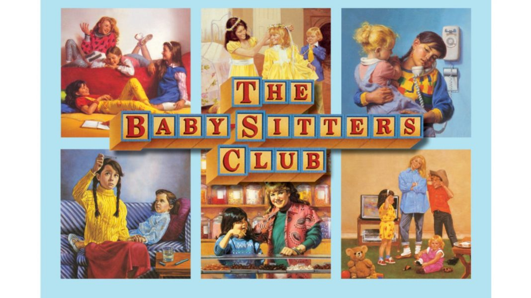 Present Your Kid to the Baby-Sitters Club