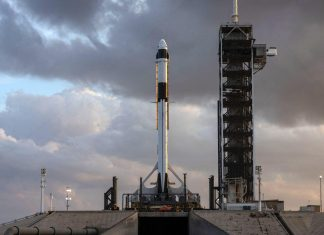 SpaceX Prepares To Make History With First-Ever Person Spacecraft Introduce Tomorrow