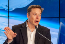 Elon Musk states he would ride SpaceX's brand-new Dragon spaceship into orbit– and develop a moon base with NASA