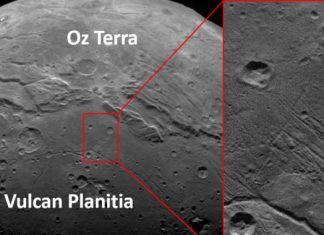 Craters on Pluto recommend Kuiper Belt consumed its smaller sized bodies