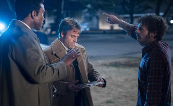 'Real Investigator' star Stephen Dorff got a bang out of checking out season 3 fan theories online, and his daddy even had one
