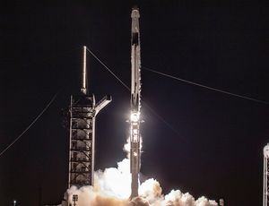 SpaceX launch: Watch Crew Dragon dock with the Worldwide Area Station