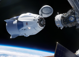 SpaceX simply docked the very first industrial spaceship developed for astronauts to the International Spaceport Station– what NASA calls a 'historical accomplishment'