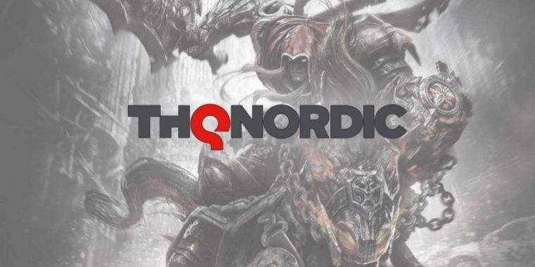 One week later on, THQ Nordic disavows 8chan AMA