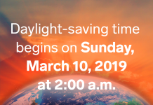 Daylight-saving time is actually eliminating us