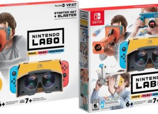 Nintendo's very first VR item in 24 years is pertaining to Nintendo Change
