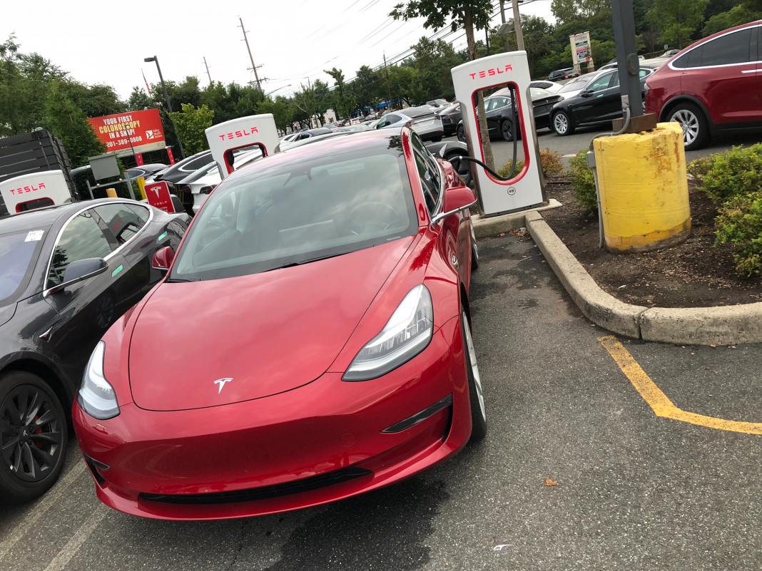 Tesla revealed a next-generation Supercharger created to amount to 75 miles of variety in simply 5 minutes (TSLA)