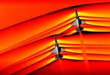NASA Simply Recorded the First-Ever Photos of Merging Supersonic Shock Waves