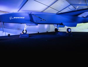 Boeing hopes its 'Faithful Wingman' drone ends up being a pilot's brand-new buddy video