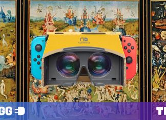 The most unpleasant parts of Nintendo's brand-new Labo VR package, ranked