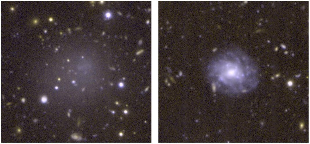 This Ghostly Galaxy May Be a 'Living Fossil' from the Dawn of deep space