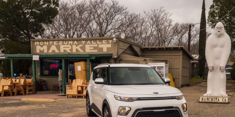 The 2020 Kia Soul– the boar with a knapsack busts a relocation