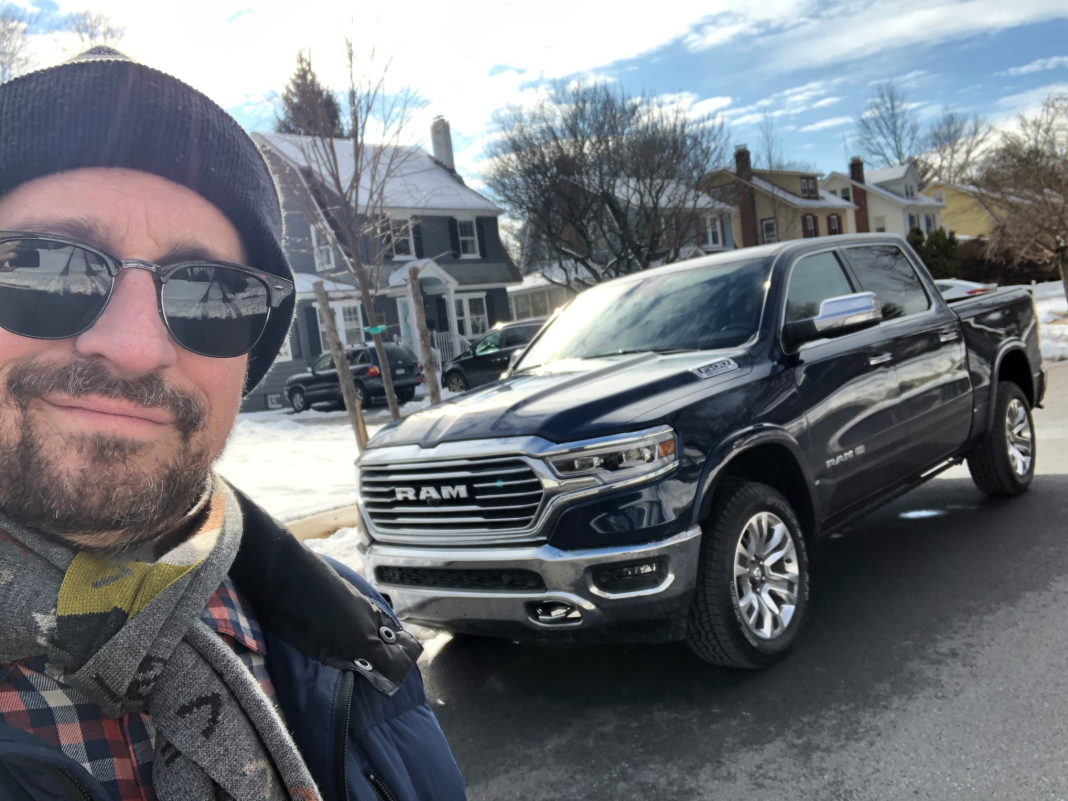I drove a $69,000 RAM 1500 and a $57,000 Chevy Silverado to learn which is the much better pickup. Here's the decision. (FCAU, GM)