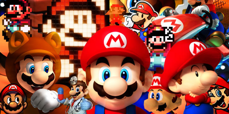 "Dealmaster: Nintendo discount rates a lot of Mario video games for ""MAR10 Day"""